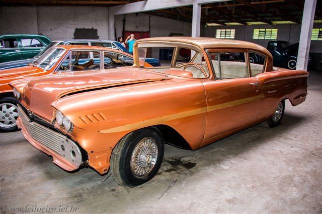 BISCAYNE 1958 - Leilão de carros antigos Caxias do Sul