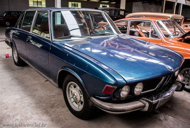 BMW 1971 - Leilão de carros antigos Caxias do Sul
