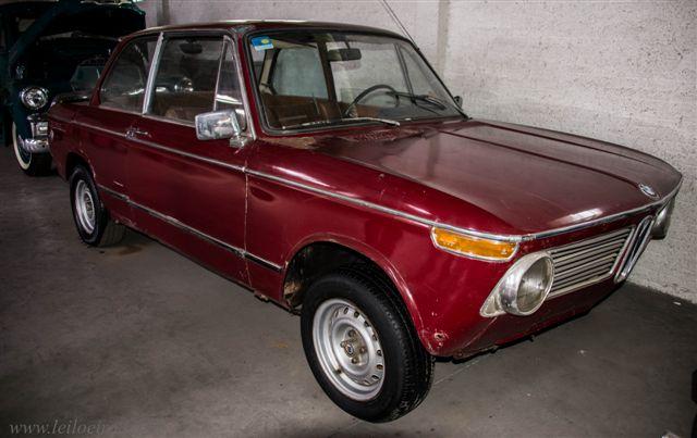 BMW 2002 1970 - Leilão de carros antigos Caxias do Sul