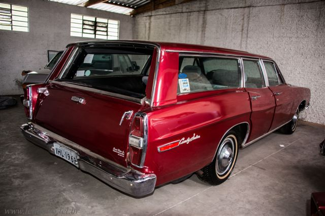 CAMIONETA FORD 1968 - Leilão de carros antigos Caxias do Sul