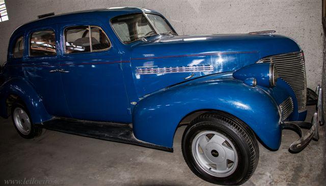 CHEVROLET 1939 - Leilão de carros antigos Caxias do Sul