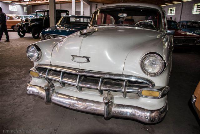 CHEVROLET BELAIR 1954 - Leilão de carros antigos Caxias do Sul