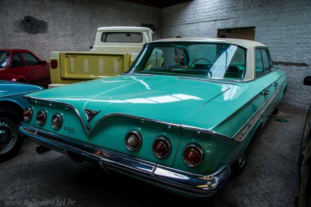 CHEVROLET IMPALA 1961 - Leilão de carros antigos Caxias do Sul