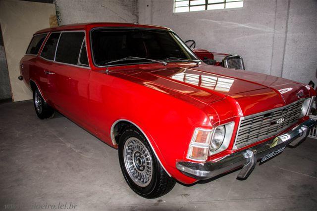 Caravan 1977 - Leilão de carros antigos Caxias do Sul