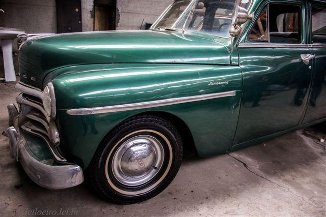 DODGE 1950 - Leilão de carros antigos Caxias do Sul