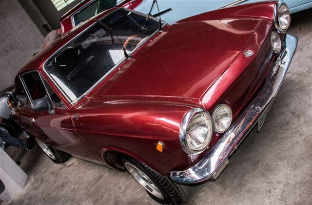 FIAT SPORT 850 - Leilão de carros antigos Caxias do Sul