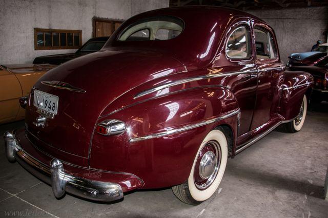 FORD 1948 - Leilão de carros antigos Caxias do Sul