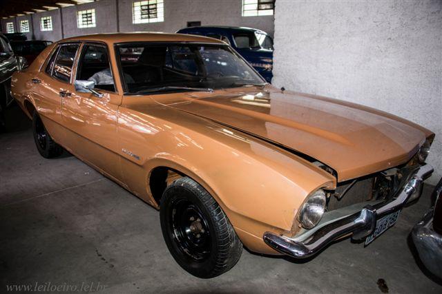 FORD MAVERICK 1974 - Leilão de carros antigos Caxias do Sul