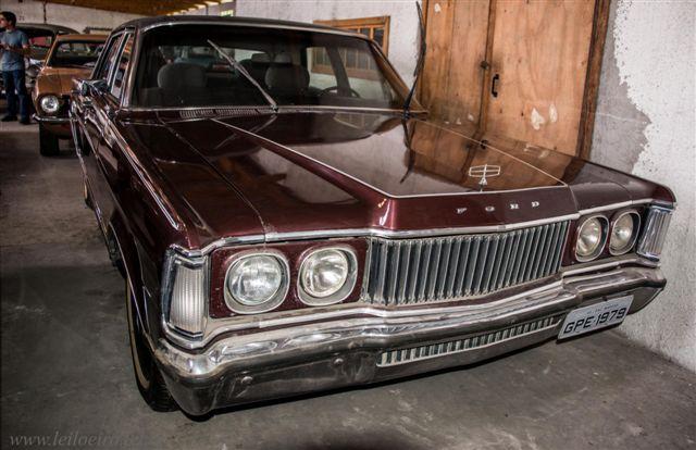 GALAXIE LANDAU 1979 - Leilão de carros antigos Caxias do Sul