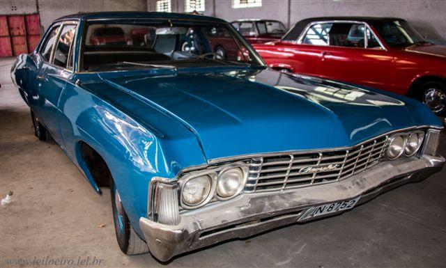 Suficiente GM CHEVROLET 1967 - Leilão de carros antigos Caxias do Sul  XJ33