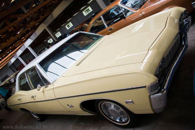 IMPALA CHEVROLET 1968 - Leilão de carros antigos Caxias do Sul