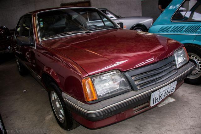 MONZA 1987- Leilão de carros antigos Caxias do Sul