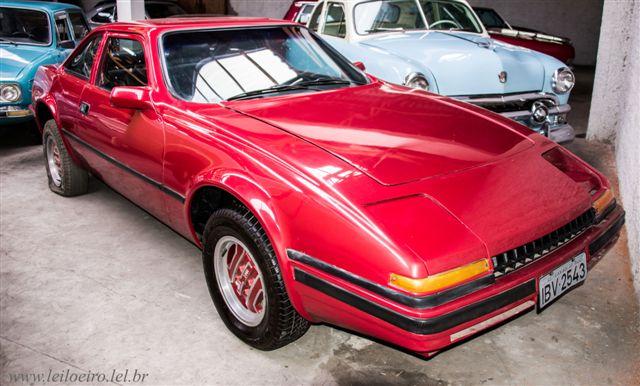 Miura 1985 - Leilão de carros antigos Caxias do Sul