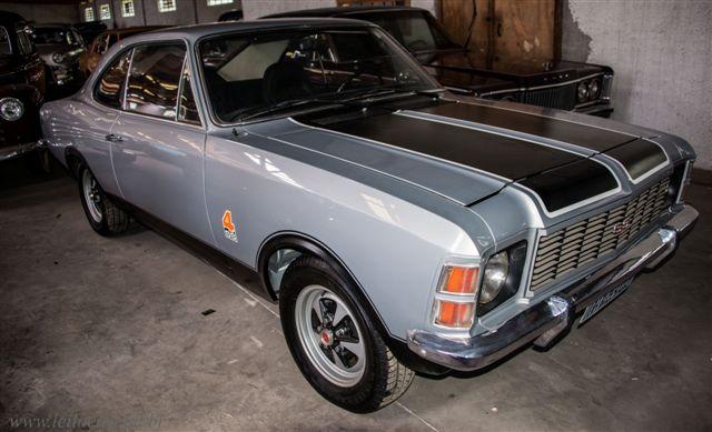 Opala 1966 estilo SS - Leilão de carros antigos Caxias do Sul
