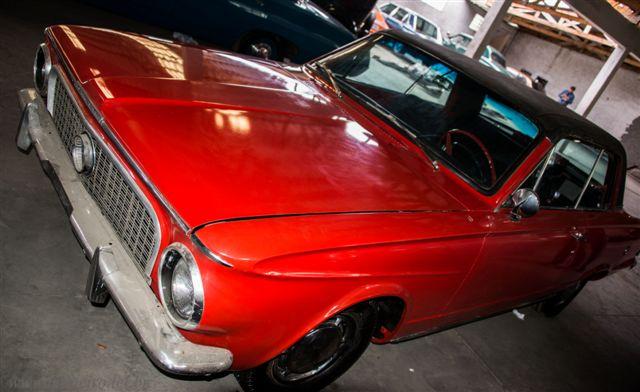 PLYMOUTH VALIANT 1963 - Leilão de carros antigos Caxias do Sul