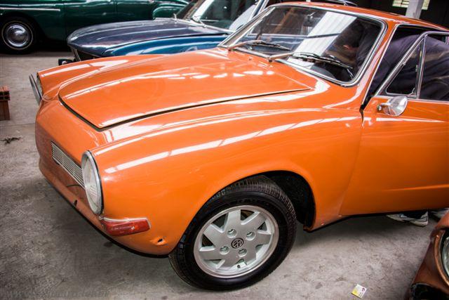 VW Karmann-Ghia - Leilão de carros antigos Caxias do Sul