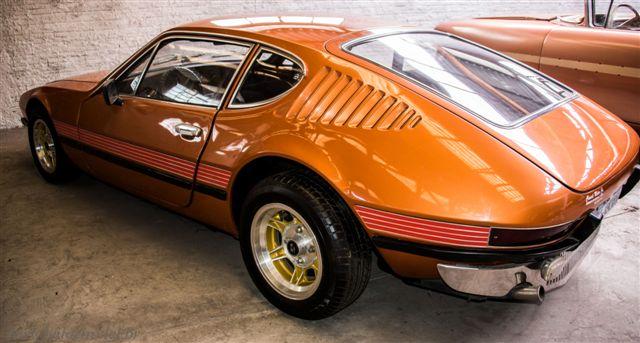 VW SP-2 Marrom - Leilão de carros antigos Caxias do Sul