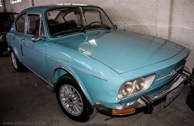 VW TL 1973 - Leilão de carros antigos Caxias do Sul