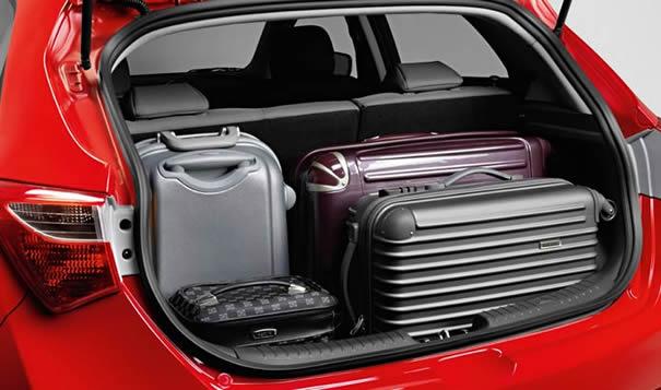 Hyundai HB20 porta malas