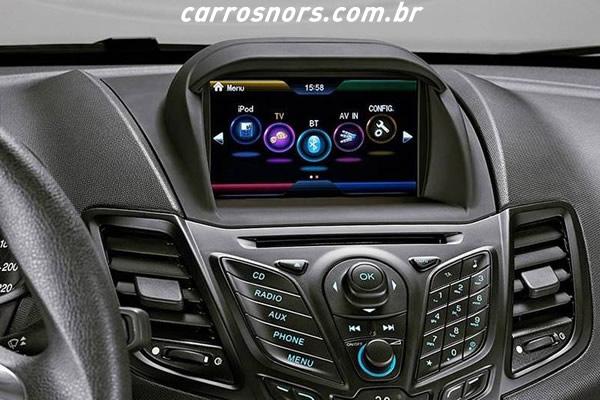 CD, GPS, Rádio, Telefone