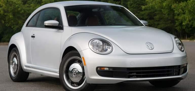 VW - Novo Fusca Clássico