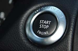 colocar botao de partida no carro