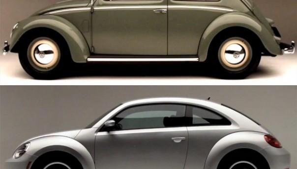 Volkswagen lança novo Fusca