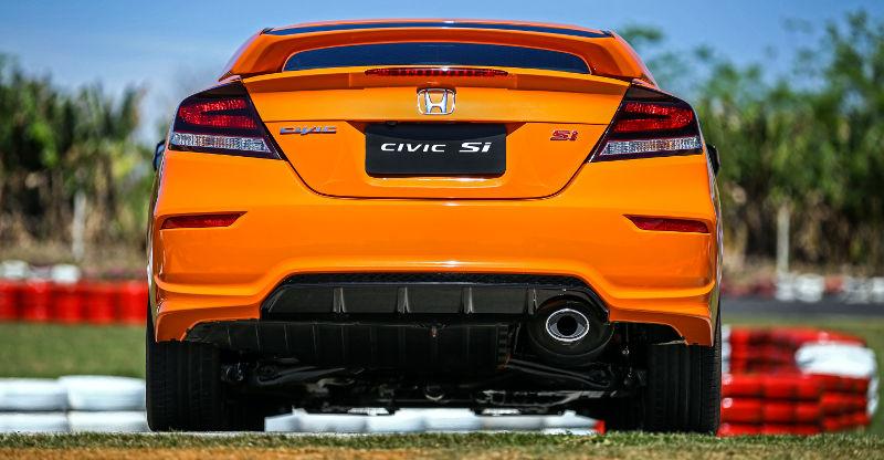 Honda Civic Si 2015 Traseira
