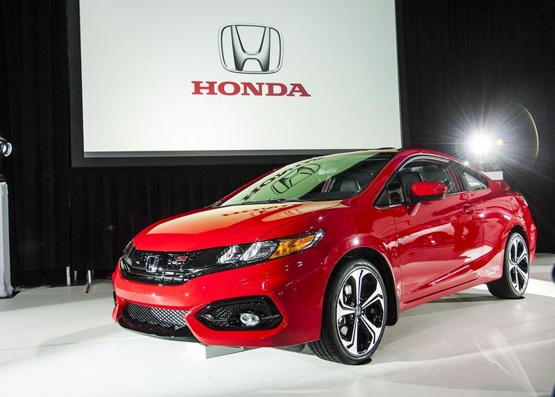 Novo Civic Si 2015 Coupé: Tudo sobre o novo esportivo da Honda