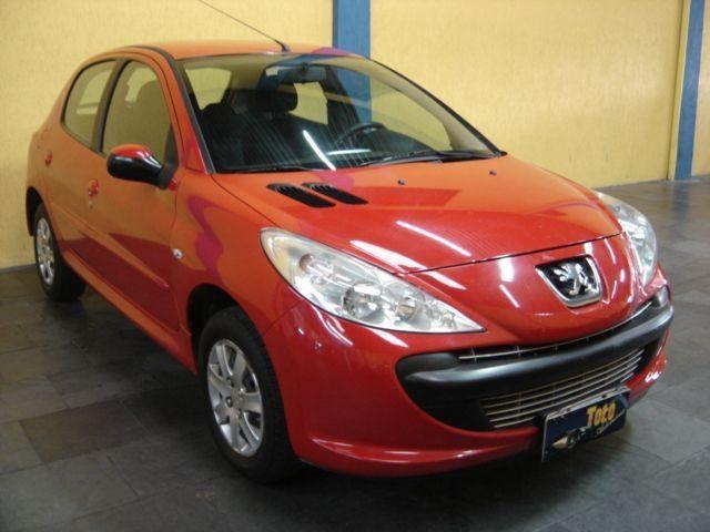 Peugeot 2007 - Ano 2011