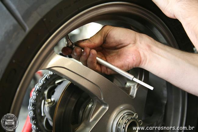 Manutenção Pneus de carros