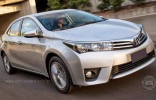 Novo Corolla 2015 / 2016 - Preço modelos e novidades