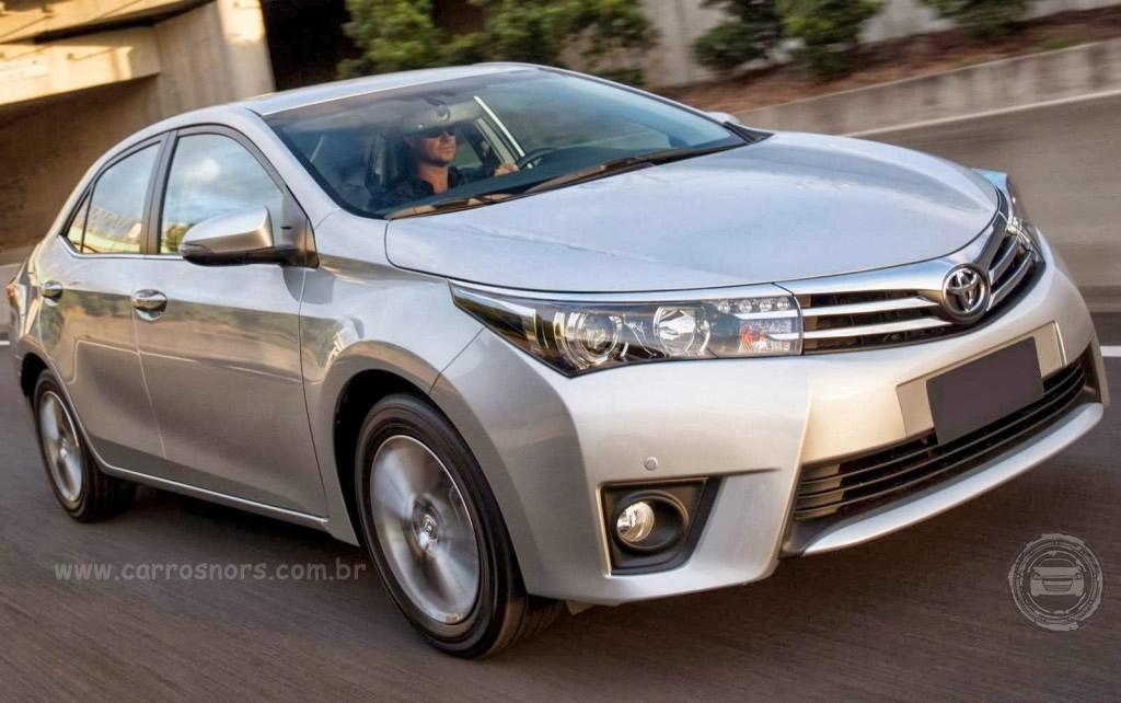 Novo Corolla 2015 / 2016 – Preço modelos e novidades