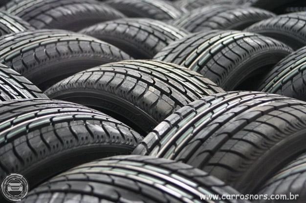 Validade pneus de carro