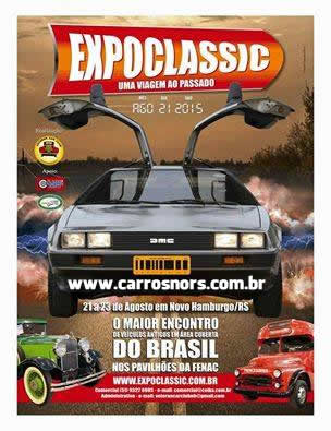Expoclassic 2015 Banner Divulgação