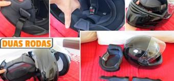 Como limpar capacete de moto, cuidados e higienização
