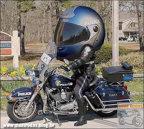 Maior capacete do mundo, veja o maior capacete para motociclistas do mundo!
