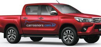 Nova Hilux 2016: preço, fotos, detalhes – Toyota
