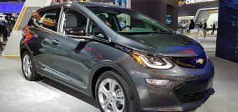 Chevrolet Bolt elétrico será vendido no Brasil