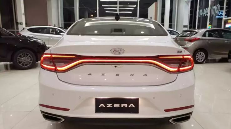 Azera 2021