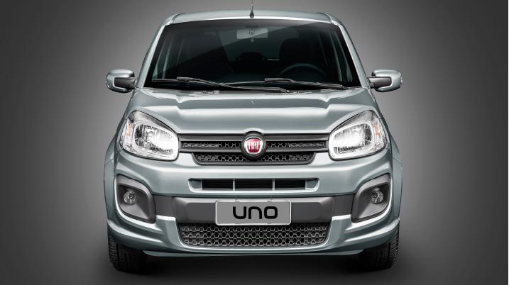 Fiat Uno 2021 - Consumo
