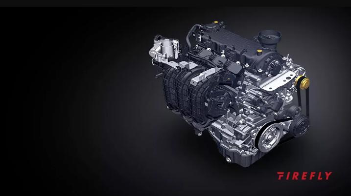 Fiat Uno 2021 - Motor