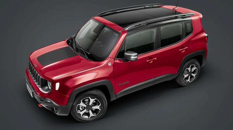Jeep Renagade 2021
